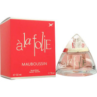 A La FOLIE by Mauboussin Womens 1.7oz EDP SP
