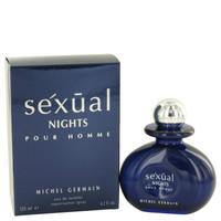 Sexual Nights by Michel Germain for Men  EDT Spray 4.2 oz