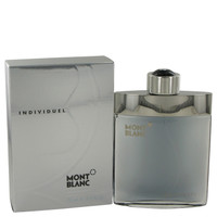Mont Blanc's Individuelle Cologne for Men EDT Spray 2.5 oz