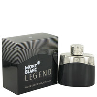 Montblanc Legend by Mont Blanc Eau De Toilette Spray 1.7 oz for Men