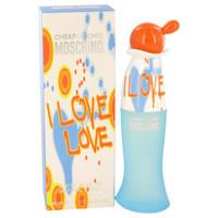 Moschino's I Love Love for Women 1.7 oz EDT Spray