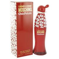Moschino's Chic Petals for Women EDT 3.4 0z Spray