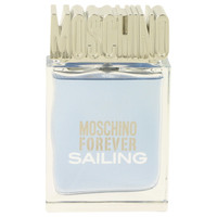 Forever Sailing by Moschino Men 3.4 oz Edt Spray