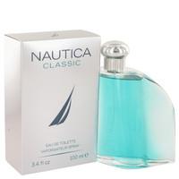 Nautica Classic Cologne by Nautica for Men EDT Spray 3.4 oz