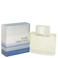 Nautica Pure by Nautica Eau De Toilette Spray 3.4 oz Men