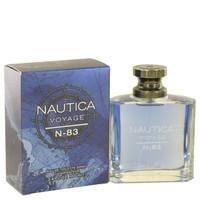 Nautica's Nautica Voyage N-83 by EDT Spray for Men 3.4 oz