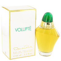 Volupte by Oscar De La Renta Eau De Toilette Spray 3.3 oz for Women