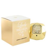 Lady Million by Paco Rabanne Eau De Toilette Spray 2.7 oz for Women