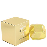 Lady Million Perfume by Paco Rabanne for Women EDP Spray 1.0 oz