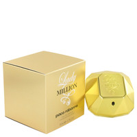 Lady Million Perfume by Paco Rabanne for Women EDT Spray 1.7 oz