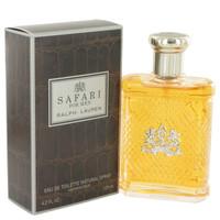 Safari Fragrance for Men by Ralph Lauren Edt Spray 4.2 oz
