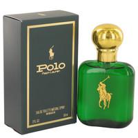Polo Green Men Cologne by Ralph Lauren Edt Spray 2.0 oz