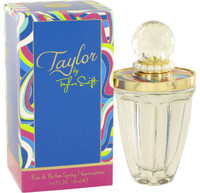 TAYLOR Perfume for Women by TAYLOR SWIFT Edp Spray 0.1 oz