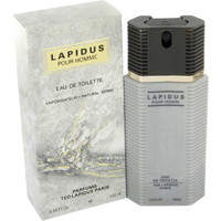 LAPIDUS Cologne for Men by Ted Lapidus Edt Spray 3.3 oz