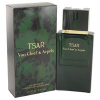 Tsar Mens Cologne by Van Cleef & Arpels Edt Spray 3.4 oz