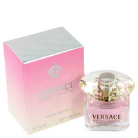 VERSACE BRIGHT CRYSTAL Hers Perfume by Versace Edt Spray 1.7 oz