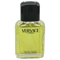 VERSACE L.HOMME Fragrance for Men by Versace Edt Spray 1.7 oz