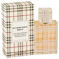 Burberry Brit Perfume for Women by Burberry Edt Spray 1 oz