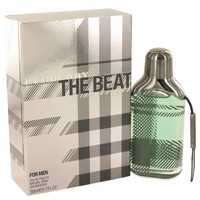 Beat Cologne for Mens By Burberry Eau de Toilette Edt Spray 1.7 oz
