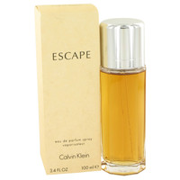 Calvin Klein Escape Perfume Edt Spray 3.4 Oz