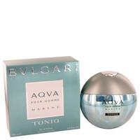 Aqua Marine Toniq Mens by Bvlgari Edt Spray 3.4 oz