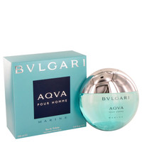 Aqua Marine Cologne for Men by Bvlgari Edt Spray 3.4 oz