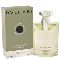 Extreme Cologne for Men by Bvlgari Edt Spray 3.4 oz