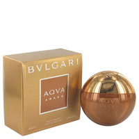 Aqua Amara Mens Cologne by Bvlgari Edt Spray 1.7 oz