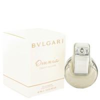 Omnia Crystalline for Women Perfume by Bvlgari Edt Spray 2.2 oz