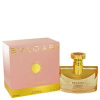 Rose Essentielle Womens Perfume by Bvlgari Edp Spray 3.4 oz