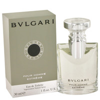 Extreme Mens Cologne by Bvlgari Edt Spray 1 oz