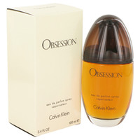 Obsession Perfume Womens by Calvin Klein Edp Spray 3.4 oz
