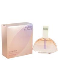 Euphoria Endless Perfume for Women by Calvin Klein Edp Spray 2.5 oz