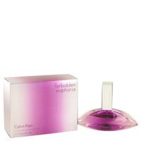 Euphoria Forbidden Perfume Womens by Calvin Klein Edp Spray 1.7 oz