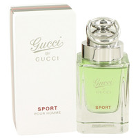 Gucci Cologne by Gucci Sport Travel Edition For Men Edt Spray 1.0 oz