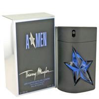 Angel Men  Eau de Toilette Cologne by Theirry Mugler For Men  3.4 oz