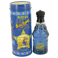 Blue Jeans by Versace for Men Edt Spray 2.5 oz
