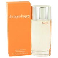 Clinique Happy Perfume Womens Eau De Parfum Spray 1.7 oz