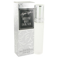 Brilliant White Diamonds Fragrance by Elizabeth Taylor Edt Spray 1.7 oz