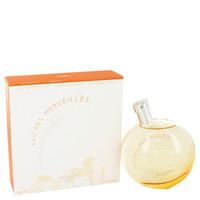 Eau Des Merveilles Perfume by Hermes Eau De Toilette EDT Spray 1.6 oz