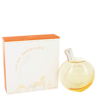 Eau Des Merveilles Perfume by Hermes Womens EDT Spray 1.6 oz