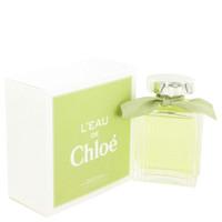 L'eau De Chloe Perfume By Lagerfeld For Women Edt Spray 1.7 oz