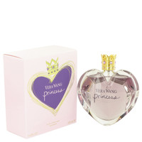 Princess Womens Perfume by Vera Wang Edt Spray 3.4 oz