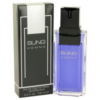 Sung Mens Cologne by Alfred Sung Edt Spray 3.3 oz