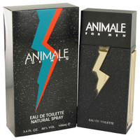 Animale Cologne for Men by Animale Edt Spray 3.3 oz