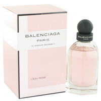 Balenciaga Paris L'eau Rose Perfume for Women by Balenciaga Edp Spray 2.5