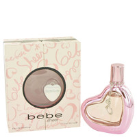 Sheer Perfume for Women by Bebe Edp Spray 3.4 oz