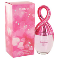Love Perfume for Women by Bebe Edp Spray 3.4 oz