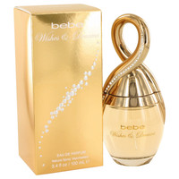 Wishes & Dreams Womens Perfume by Bebe Edp Spray 3.4 oz