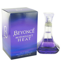 Beyonce Midnight Heat Perfume for Women by Beyonce Edp Spray 1.7 oz
